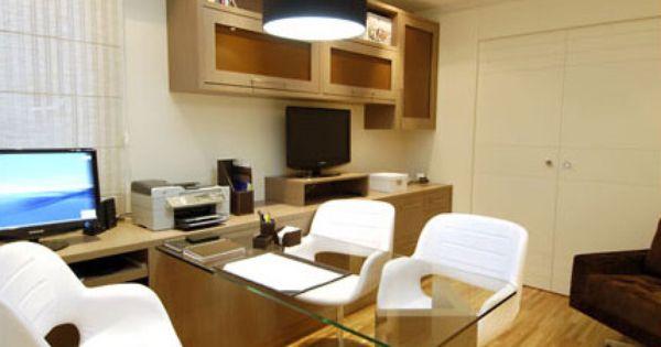Oficina en casa fotos de oficinas y escritorios for Imagenes de oficinas en casa