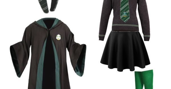slytherin uniform google search hp outfits pinterest slytherin school uniform outfits. Black Bedroom Furniture Sets. Home Design Ideas