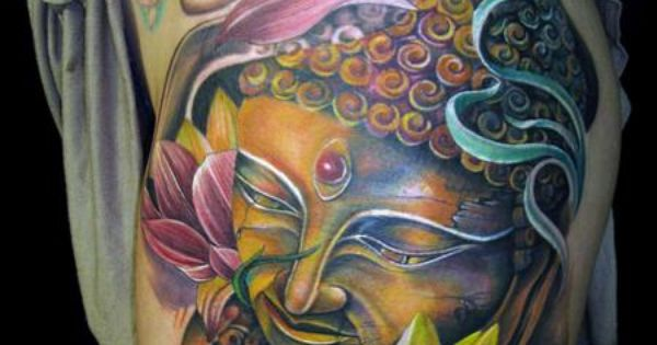 buddha with lotus flower tattoo - Google Search