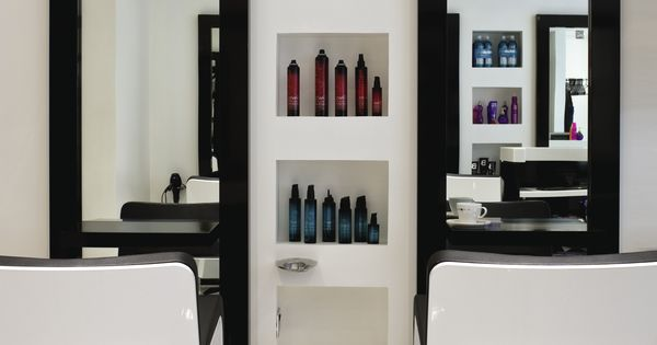 Inkfish hair salon by absolute interiors www for Absolute beauty salon
