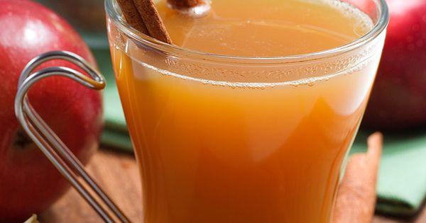 Apple cider, Hot apple cider and Cinnamon sticks on Pinterest