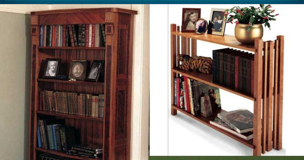 Bookcase plans make your own bookcase http www for Build your own bookshelves plans
