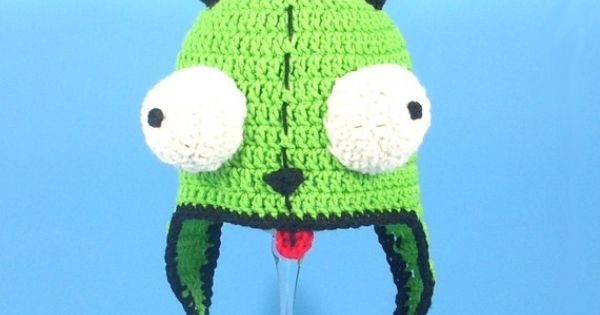 Invader Zim, GIR hat