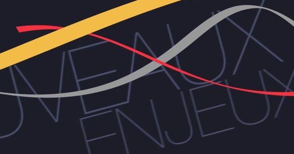 Uniformation Une Nouvelle Image Pour De Nouveaux Enjeux Motion Design Film D Gaming Logos