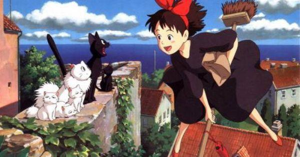 น ยาย ด การ ต นอย างแมว ๆ ตอนท 134 10 อน เมช นท ด ท ส ดของฮายาโอะ ม ยาซาก Dek D Com Writer Anime Studio Ghibli Movies Studio Ghibli