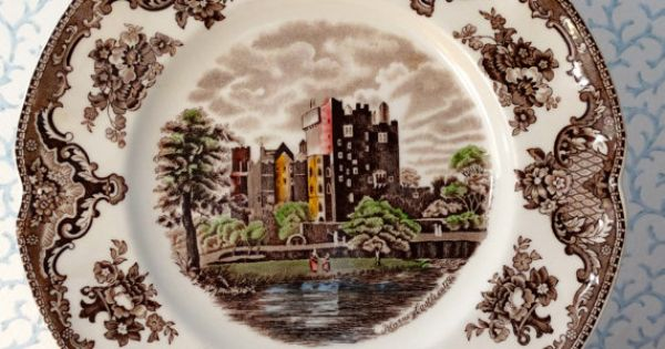Johnson brothers old britain castles made by - Johnson brothers vajilla ...