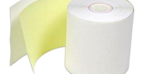 Carbonless Paper Roll In 2020 Paper Tape Dispenser Toilet Paper Holder