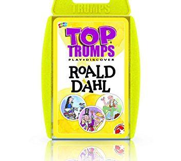 Top Trumps 1946 Roald Dahl Specials Travel Card Game Https Amzn To 2c0kd43 Top Trumps Roald Dahl Travel Cards