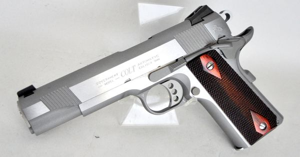 Colt Lightweight Government 1911 9mm O1092xse This Xse