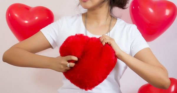 valentine day actress