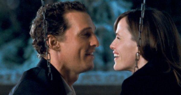 Ghost Of Girlfriends Past Ghosts Of Girlfriends Past Jennifer Garner Matthew Mcconaughey