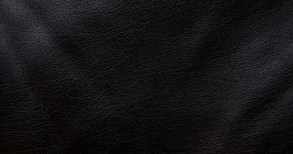 Smooth Black Leather Texture | With Resolution | Patterns ...