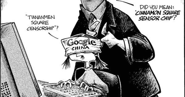 selfcensorship responsibility of press cartoons Google
