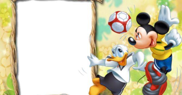 Marcos Png De Mickey Mouse Para Ninos Marcos Gratis Para Fotografias Fotos De Mickey Fotos De Mickey Mouse Marcos Para Fotos Bebes