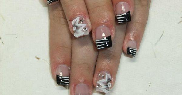 Moran nails polish art 104 10 little fingers went awww pinterest