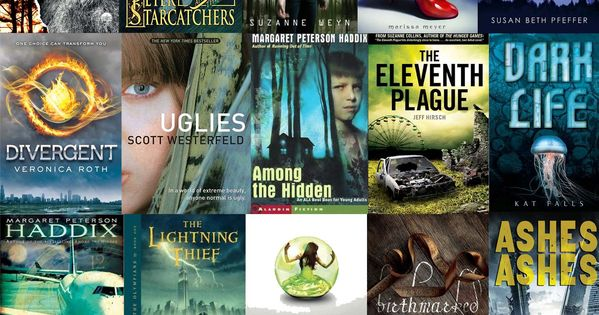 25 Series to read if you love the Hunger Games. The book
