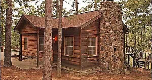 Cabins Petit Jean State Park Arkansas Cool Houses