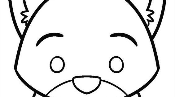 27 Coloring Pages Of Tsum Tsum On Kids-n-Fun.co.uk. On Kids-n-Fun You Will Always Find The Best