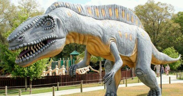 Dinosaur World Plant City Florida Dinosaurs Prehistoric