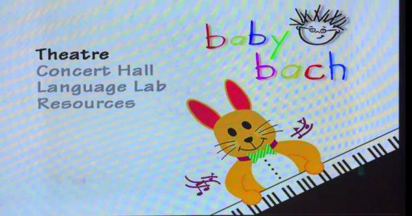 Baby Bach Dvd Menu Baby Einstein Dvd Menu Pinterest