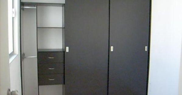 Closets modernos wood pinterest closets modernos - Murales pintados en la pared ...