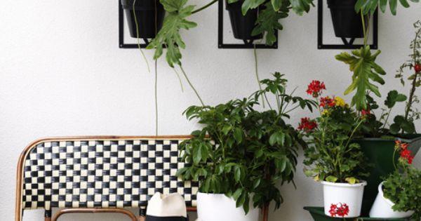 Para espacios peque os jardiner a pinterest espacios for Espacios pequenos para jardin
