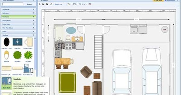 Interior Designs The Unthinkable Smart Draw Floorplan Free Floor Plan Design Tool With