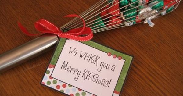 We whisk you a merry christmas super cute christmas gift for Super cheap gift ideas