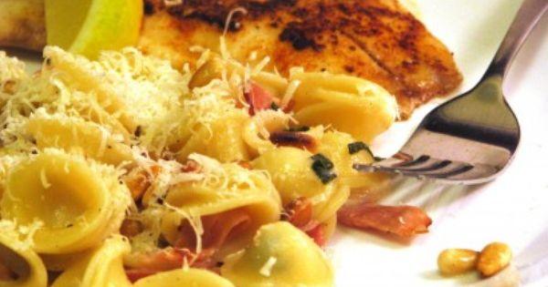 ... chestnut sage and prosciutto spaghetti recipes dishmaps chestnut sage