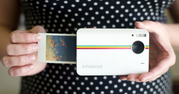 Photo Booth!!!!~~~~~The Polaroid Z2300 is the smallest digital camera we've seen that