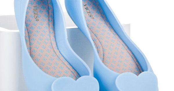 Baleriny Meliski Z Serduszkiem Shoes Wedges Fashion