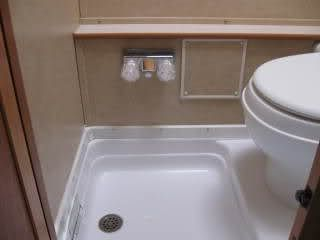 Pin By Dottie Pope On Camp Trailer Toilet Shower Combo Truck