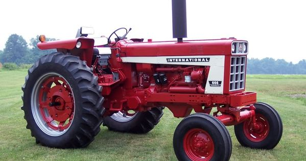 International Tractors Own One Just Like This My