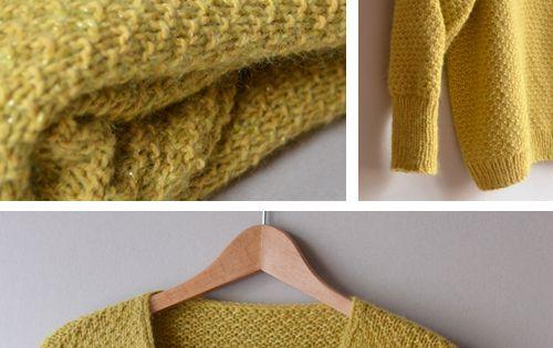 tricoté en 5,5, ça c'est bon (dit la folle qui tricote en