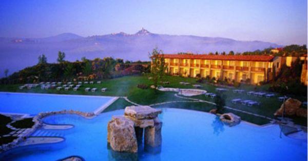 Adler Thermae Spa Resort Tuscany Italy Resort Spa