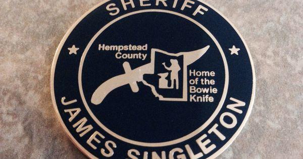 Hempstead County Sheriff's Office | Arkansas LEO Coins ...