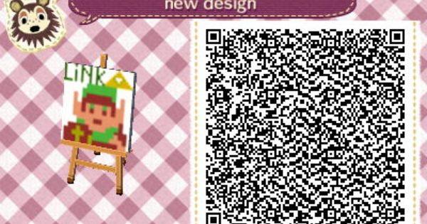 Link Acnl Qr Codes New Leaf Qr Codes Pinterest Qr