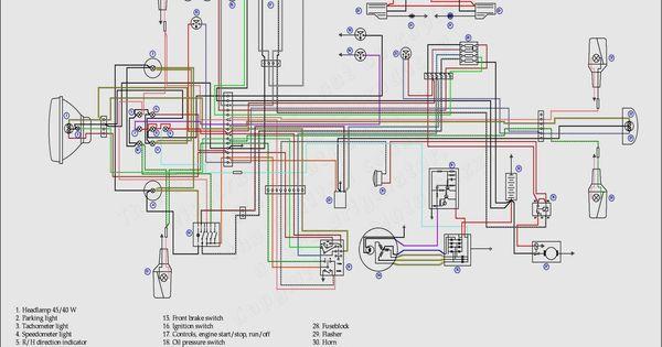 New Wiring Diagram Car Indicators Motorcycle Wiring Electrical Wiring Diagram Electrical Diagram