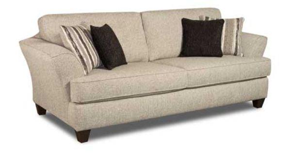 Contemporary Sofa & Loveseat -Puritan Furniture- CT.'s