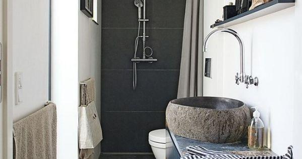 Am nagement pour petite salle de bain http www m for Amenagement salle de bain petit espace