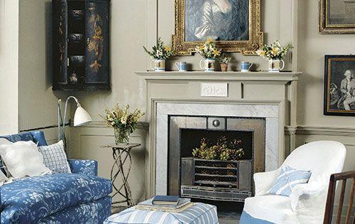 Sweet Little Room Quaint Slip Covers New Home Interior
