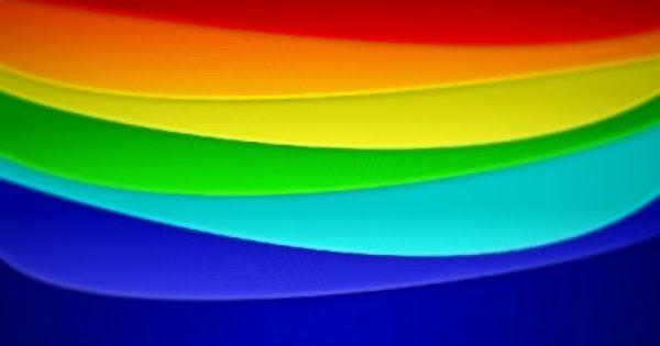 Abstract Rainbow Gimp Tutorial Rainbow Abstract Abstract Wallpaper Gimp Tutorial