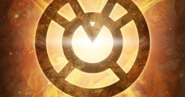 Avarice ~ The Orange Lantern Corps digital theory | Tumblr ...