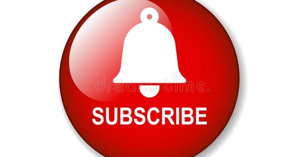 Subscribe Bell Icon Subscribe Now Web Button Editable Vector Illustration On Sponsored Web Bu Business Card Logo Youtube Channel Art Youtube Logo Png