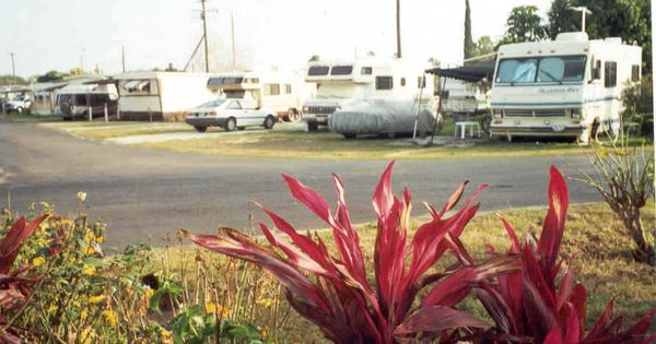 Honeydale Mobile RV Park Brownsville TX Passport