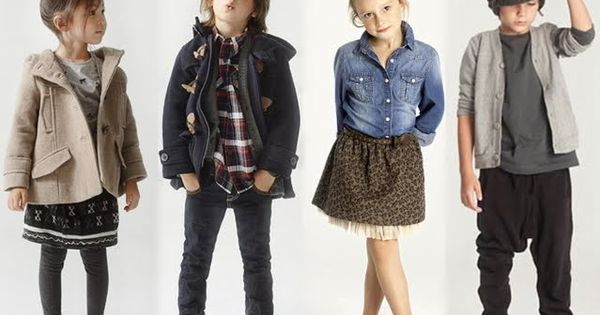 Ultra Fashionable Children's Clothing by Zara | Who Designed It?