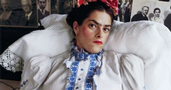 """frida kahlo and tracey emin There are many, many brilliant women artists (tracey emin, helen  people  frida kahlo: artistic genius, or """"wife of a master mural painter."""