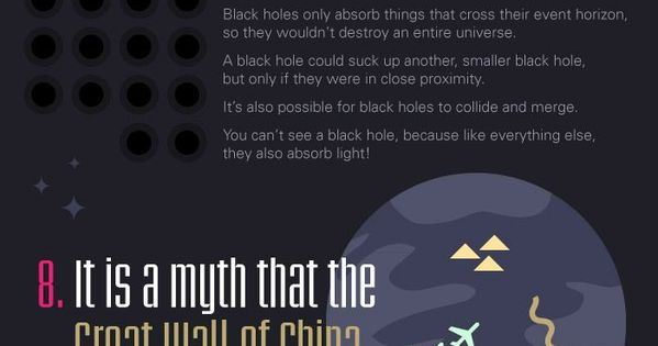 15 Things You Didn't Know About Outer Space [Infographic ...