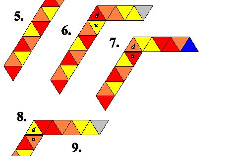 Flexagons art and math, patterns angles | Things for My ...