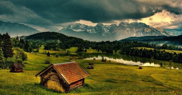 mountains essay